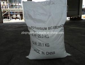 Potassium Bicarbonate (KHCO3) Food / Industrial Grade pictures & photos