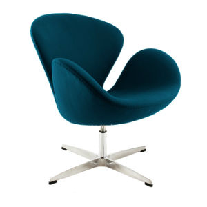 Arne Jacobsen Modern Swivel Swan Leisure Bar Chair pictures & photos