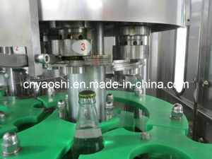 Juice Glass Bottle Filling Machine, Milk Glass Bottle Filling, Hot Filling Machine pictures & photos