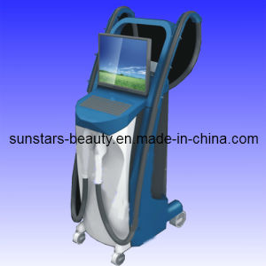 Long Pulse Laser Hair Removal + IPL +RF Beauty Equipment