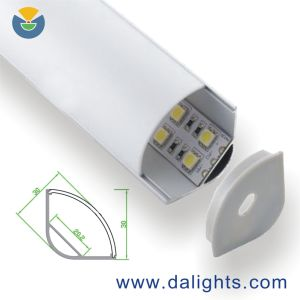 LED Aluminum Profile Dal3030r pictures & photos