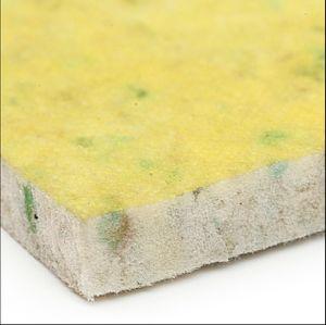 PU Foam Sponge Carpet Underlay with PE Film