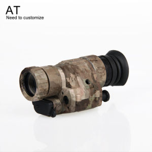 Military Night Vision Thermal Scope, Waterproof Thermal Riflescope, Thermal Night Vision Scope pictures & photos