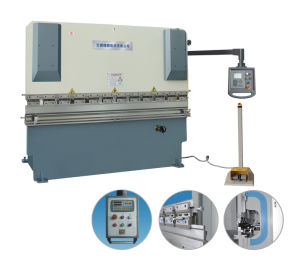 Hydraulic Bending Machine (Wc67y-200/3200) (Hyraulic Press Brake) pictures & photos