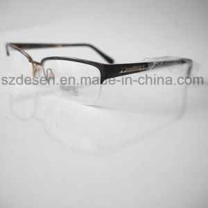 Korean Classic Promotion Half Rim Spectacles Frame pictures & photos
