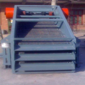 High Frequency China Quartz Sand Linear Vibrating Screen Equipment pictures & photos