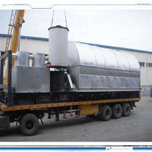 Pyrolysis Tyre Oil Recycling Plant to Diesel Base Oil pictures & photos