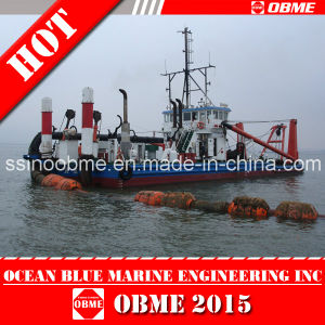 26 Inch Hydraulic Sand Dredger with High Performance (CSD200)