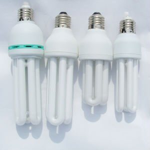 9W 11W 13W 2u Compact Lamp Mixed Powder Energy Saving Lighting pictures & photos