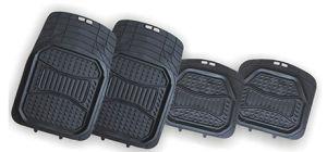 PVC Rubble Car Floor Mat (BT1084) pictures & photos
