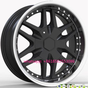 New 6*139.7 Light Truck Wheels 4*4 Alloy Wheels in Chile pictures & photos
