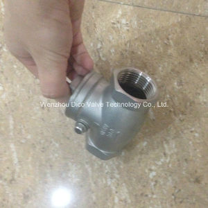 Thread End Swing Check Valve pictures & photos