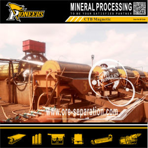 Complete Magnetic Separation Mining Line of Gold Manganese Iron Tungsten pictures & photos
