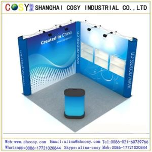 2.3*2.1m Pop up Stand for Bigtrade Show pictures & photos