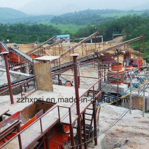 Building Sand Making Production Line pictures & photos