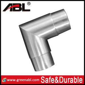 Stainless Steel Handrail Fitting Pipe Elbow (CC67) pictures & photos