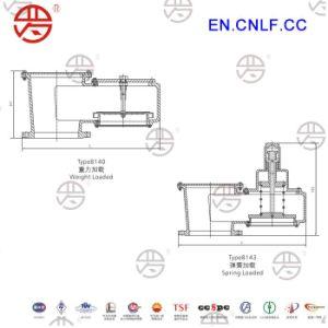 Lf-8145 Pressure/Vacuum Relief Valve