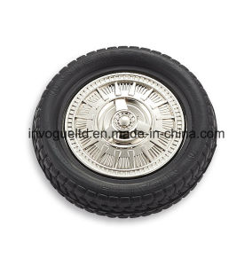 Custom Rubber Tyre Magnetic Sticker for Souvenir pictures & photos