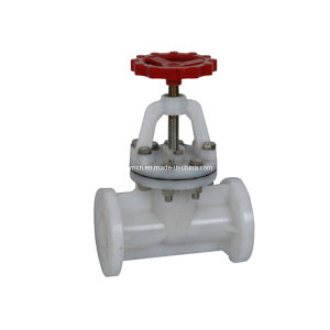 PVDF Globe Valve Made in China pictures & photos