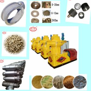 Longteng CE Approved Wood Pellet Mill From China