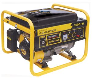 CE Approvel Economical Gasoline Generator Wh3500-B (2.5KW, 2.8KW) pictures & photos