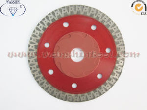 Tile Turbo Saw Blade Diamond Tool pictures & photos