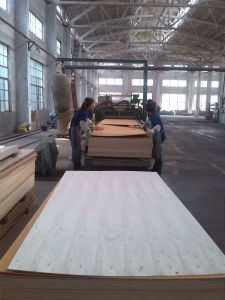 Full Eucalyptus Core Plywood with Ash, Okoume or Bintangor One Sided pictures & photos