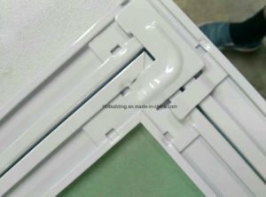 Saudi Type Aluminum Ceiling Access Panel with Optional Gypsum Board pictures & photos