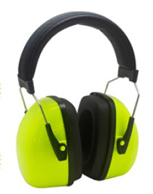 Folding Padded Headband Ear Cup Earmuff for Children Hearing Protection pictures & photos