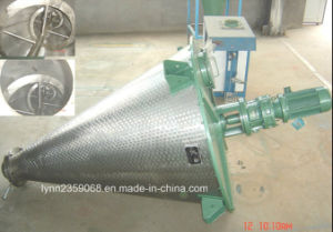 Conical Ribbon Mixer for Dry Powder pictures & photos