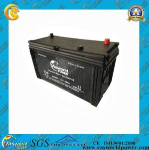 Best Quality JIS N120 12V120ah Mf Battery for Electric Vehicle pictures & photos