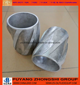 API Rigid Casing Centralizer, Spiraglider Aluminium Centralizer pictures & photos
