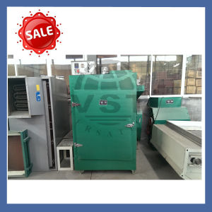 Green Tea and Herb Medicinal Material Drying Machine pictures & photos