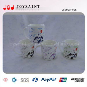 New Design Ceramic Coffee Mug with High Quality (JSD003-005) pictures & photos