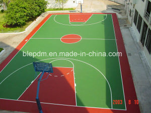 New Product Rubber EPDM Pellet for Basketball Fooling and Football Grass Infill