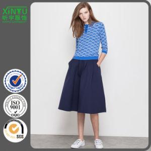 2016 One Piece Plain MIDI Skirt pictures & photos