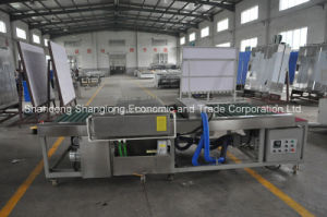 Made in China Glass Washing Machine/High Quality Glass Washing Machine pictures & photos