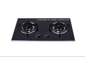 Gas Stove with 2 Burners (SZ-8009) pictures & photos