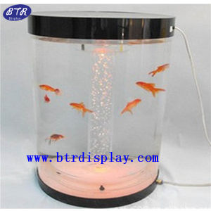 Acrylic Plastic Round Fish Tank (BTR-S2020) pictures & photos