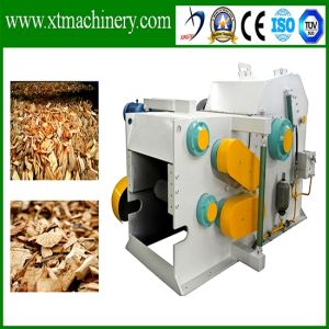 Smaller Output Size, High Efficiency, Drum Pattern Wood Tree Cutter pictures & photos