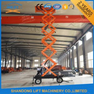CE Automatic Suspended Hydraulic Lift Scaffolding Mobile Scaffolding with Wheel pictures & photos