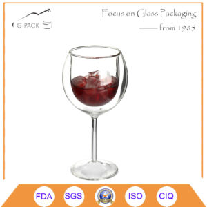 Drinkingware Goblet Short Stem Wine Glass Cup pictures & photos
