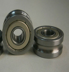 Lfr50/8 Lfr5207 Npp/Kdd Guide Wheel Uvw Groove Roller Bearing pictures & photos