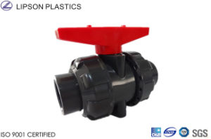 PVC Pipe Fittings Quality True Union Ball Valves pictures & photos