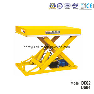 Stationary Lift Table 2t pictures & photos