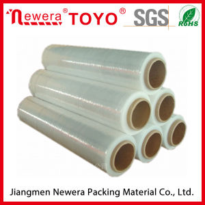 100% New Material Clear LLDPE Pallet Stretch Film pictures & photos