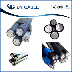 Aluminum (Al) Power ABC Cable Aerial Bundled Cable Size pictures & photos