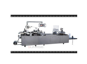 China Supplier Hardware Multi-Function Automatic Paper and Plastic Blister Card Packing Machine (JP-500D)