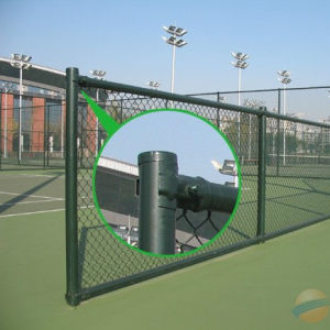 Chain Link Fence Fabric/Fence for Playground/Chain Link Fence Gate pictures & photos