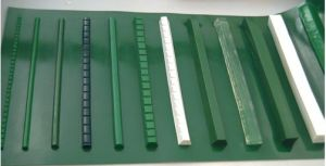 Conveyor Belt Accessories Cleat/Guide Strip/Monofilament Fabric pictures & photos